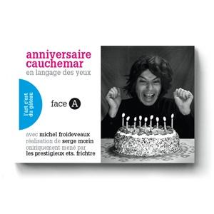 Flipbook : ANNIVERSAIRE / GÂTEAU CAUCHEMAR (Birthday / Cake Nightmare)