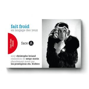 Flipbook : FAIT FROID / FAIT CHAUD en langage des yeux