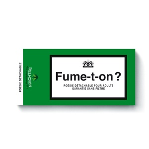 Carnet : Fume-t-on ?