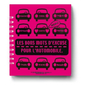 Carnet : Les Bons Mots d'Excuse pour l'Automobile