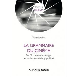 Book : LA GRAMMAIRE DU CINÉMA