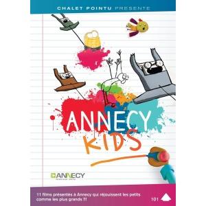 DVD : ANNECY KIDS