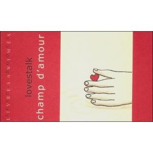 Flipbook : LOVESTALK (Champ d'amour)