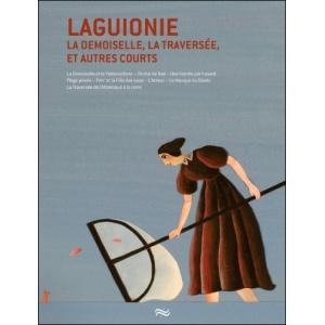 DVD-LIVRE : LAGUIONIE - La demoiselle, La traversée, et autres courts