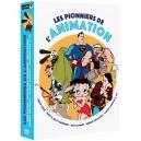 DVD : LES PIONNIERS DE L'ANIMATION - Coffret 4 DVD