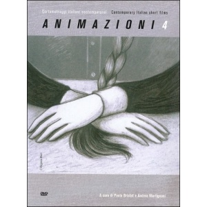 DVD : ANIMAZIONI - Vol 4 - Court-métrages Italiens contemporains