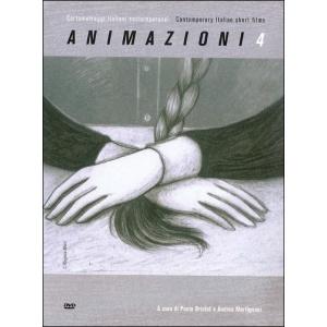 DVD : ANIMAZIONI  - Vol 4 - Italian contemporary short-films