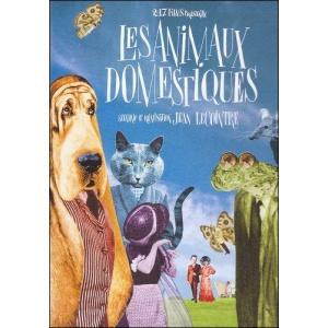 DVD : LES ANIMAUX DOMESTIQUES