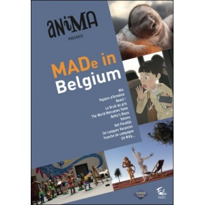 DVD : MADe in Belgium