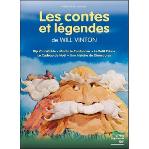 DVD : WILL VINTON - LES CONTES ET LÉGENDES