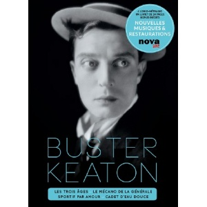 DVD : BUSTER KEATON - Box 4 DVD/Blu-Ray
