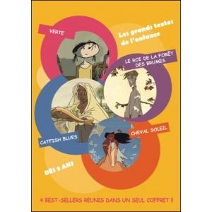 DVD : LES GRANDS TEXTES DE L'ENFANCE