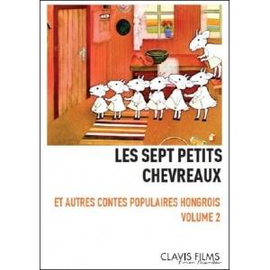 DVD : LES SEPT PETITS CHEVREAUX