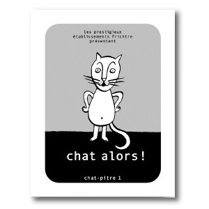 Booklet : Chat Alors !