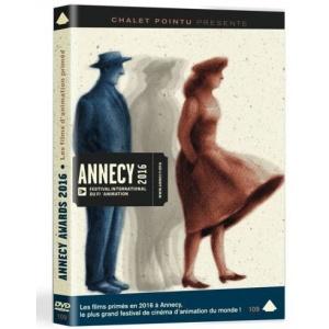 DVD : ANNECY AWARDS 2016