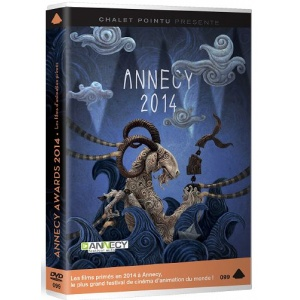 DVD : ANNECY AWARDS 2014
