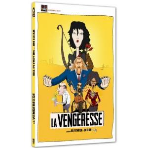 DVD : LA VENGERESSE (Revengeance)