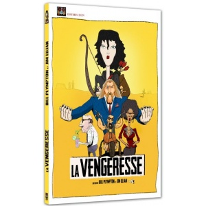 DVD : REVENGEANCE (La Vengeresse)