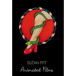 DVD : SUZAN PITT Animated Films