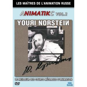 DVD : YOURI NORSTEIN  - Les maîtres de l'animation russe