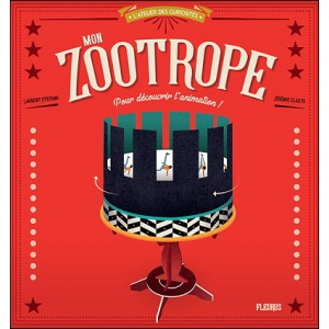 Optical Toy : MY ZOETROPE KIT