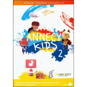 DVD : ANNECY KIDS 2