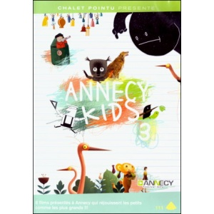 DVD : ANNECY KIDS 3