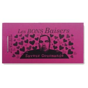 Carnet : LES BONS BAISERS - Saveur Gourmande