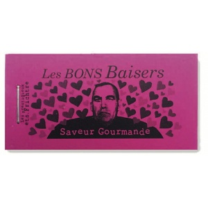 Notebook : LES BONS BAISERS - Saveur Gourmande