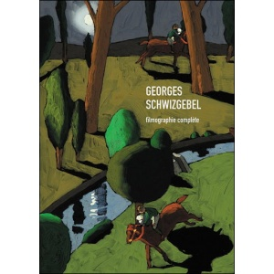 DVD : GEORGES SCHWIZGEBEL - Animated Paintings