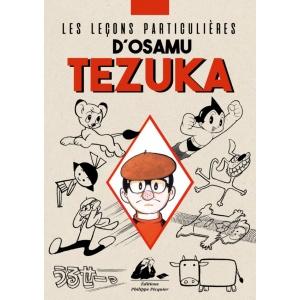 Book : OSAMU TEZUKA - Les leçons particulières