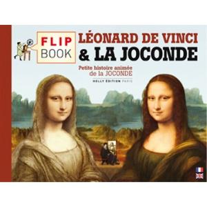 Flipbook : LEONARDO DA VINCI & MONA LISA
