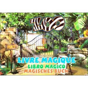 Livre : ZOO - Le livre magique