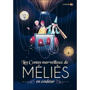 DVD / Blu-Ray : Méliès - Wonderful tales in color