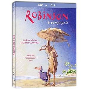 DVD / Blu-Ray : ROBINSON ET COMPAGNIE