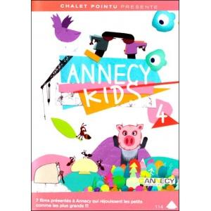 DVD : ANNECY KIDS 4