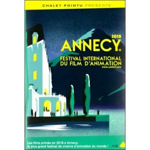 DVD : ANNECY AWARDS 2018