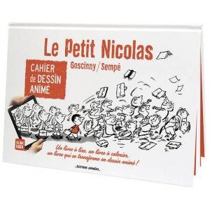 Livre : Le Petit Nicolas - Cahier de dessin animé