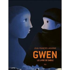 DVD-BOOK : GWEN et le livre de sable