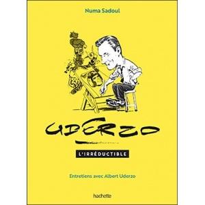 Book: UDERZO - L'irréductible