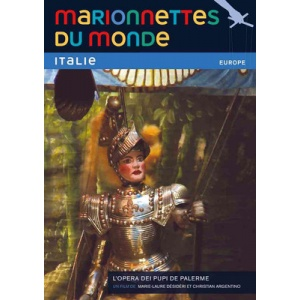 DVD : MARIONNETTES DU MONDE 2 - ITALIE