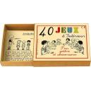 Game : 42 RÉCRÉATIONS AMUSANTES pour jouer en famille