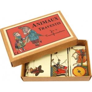 Game : ANIMAUX TRAVESTIS