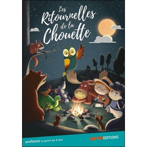 DVD : LES RITOURNELLES DE LA CHOUETTE