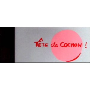 Flipbook : TÊTE DE COCHON ! (Pig Head!)