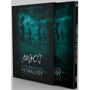 DVD-BluRay : THEE WRECKERS TETRALOGY