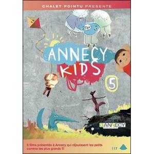 DVD : ANNECY KIDS 5