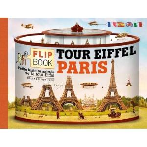 Flipbook : EIFFEL TOWER, PARIS - FRENCH / SPANISH / ENGLISH / ITALIAN