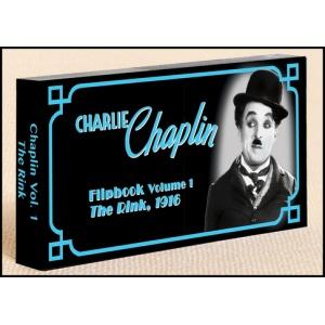 Flipbook : CHARLIE CHAPLIN - THE RINK - 1916