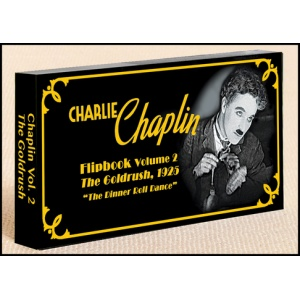Flipbook : CHARLIE CHAPLIN - THE GOLDRUSH - 1925